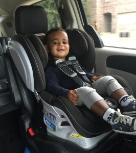 Advocate Britax ClickTight ARB Convertable Car Seat Review