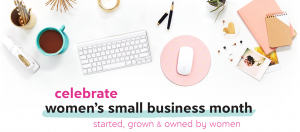 Supporting and Celebrating National Women's Small Business Month with Zulily