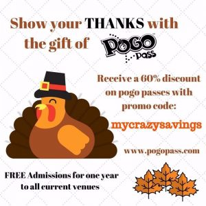 Save 60% off Pogo Pass