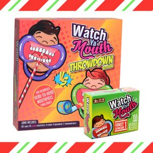 Christmas Gift Idea: Watch Ya' Mouth Throwdown Edition (+ Savings!)