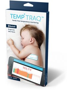 Sleep Peacefully with Temp Traq