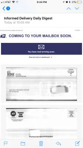 FREE: Get your Snail Mail Scanned each day