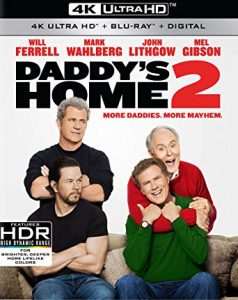 Daddy's Home 2 now on Blu-ray