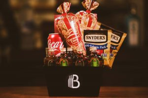 Spoil Your Man with a Bro Basket