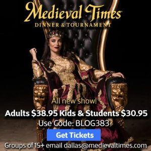 Spring Break Savings at Medieval Times Dallas