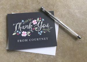 High Quality Custom Invitations and Stationary