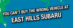 3 Day/100 Mile Exchange at East Hill Subaru