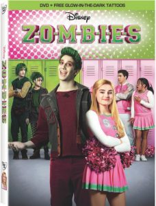 Disney ZOMBIES on DVD April 24th! (+ Giveaway)