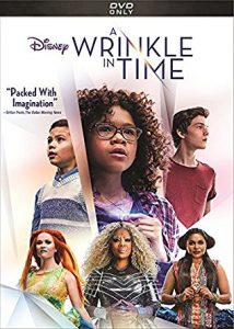 Disney's A Wrinkle in Time now available on Blu-ray
