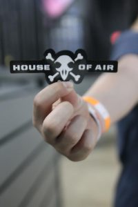 Family Fun at House of Air in Crowley, TX