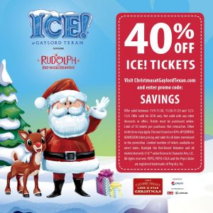 2018 Gaylord ICE Coupon Code Savings