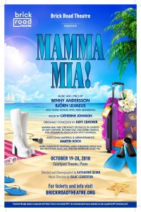 Check out at Brick Road Theatre's production of Mamma Mia!