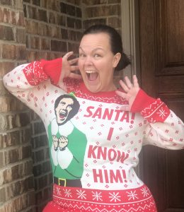 Ugly Christmas Sweater Review and Giveaway