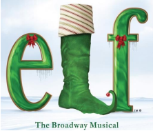 Elf The Musical returns to Dallas Summer Musicals November 27 – December 2, 2018 at the Music Hall at Fair Park