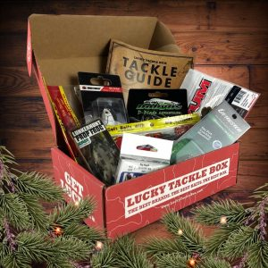 Holiday Gift Idea: Lucky Tackle Box Monthly Subscription