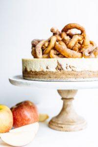 Recipe: ENVY™ Apple Churro Cheesecake (+ Enter Sweepstakes)