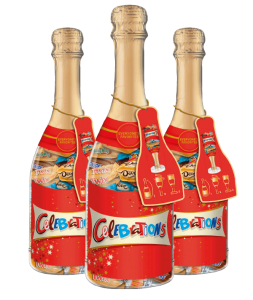New Years Celebration Fun – Save $1 off Mars Celebrations at HEB