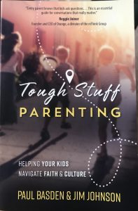 Tough Stuff Parenting Book Review