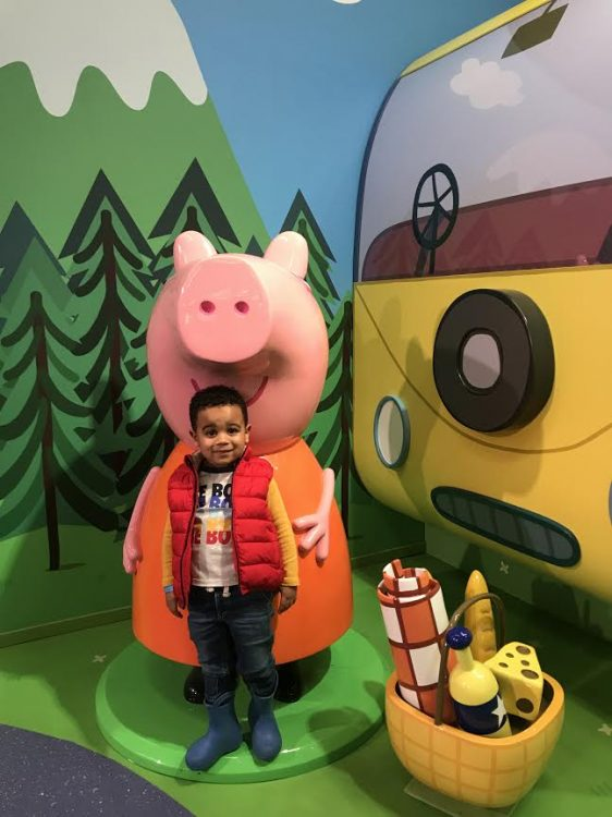 Peppa Pig World Of Play Now Open In Grapevine Mills Mall My Crazy