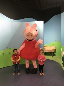 Peppa Pig World of Play now open in Grapevine Mills Mall