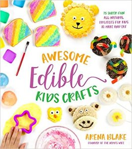 Awesome Edible Kids Crafts Book Review