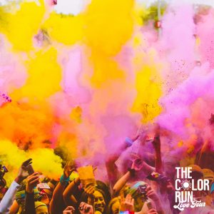 The Color Run is coming to Dallas – March 23rd! (Coupon Code!)