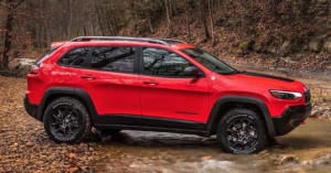 Trim Levels of the 2019 Jeep Cherokee