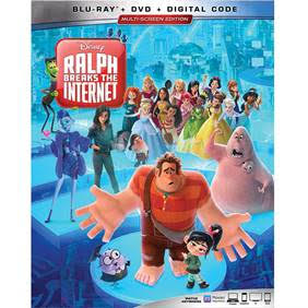 Ralph Breaks the Internet is now available on 4K Ultra HD and Blu-ray™ Today (+ Giveway)