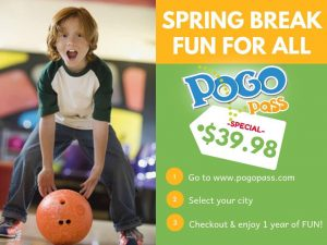 Spring Break on a Budget with PogoPass