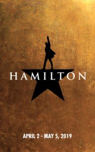 Play the HAMILTON Lottery for your chance at Tickets