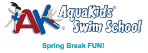 Spring Break Fun: Open Swim at AquaKids Swim School