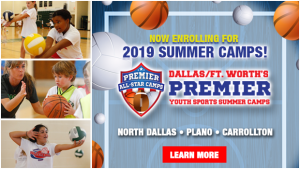 Sign up NOW for Summer Sports Camps at Premier All Star Camps