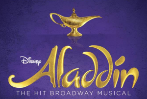 ALADDIN is coming to Dallas Summer Musicals this week!