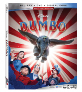 Disney's Live-Action Adventure – DUMBO – Arrives on Digital, Blu-ray and 4K now Available (+ Learn how to juggle)