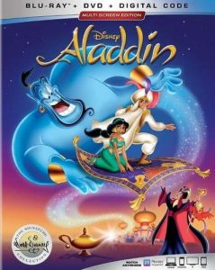 Disney adds Aladdin to their Animated Signature Collection
